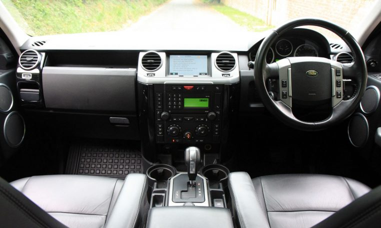 2009 Land Rover Discovery 3 HSE - Black Barn Automotive